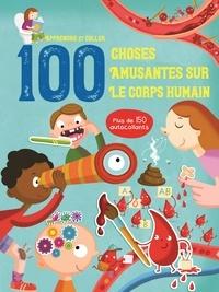 Yoyo éditions - 100 choses amusantes sur le corps humain.