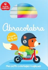 Yoyo éditions - Abracolabra moto.