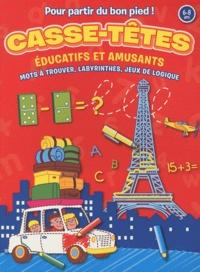Yoyo éditions - Casse-têtes éducatifs et amusants 6-8 ans.