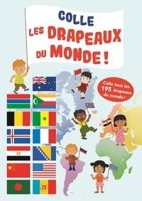 Yoyo éditions - Colle les drapeaux du monde !.
