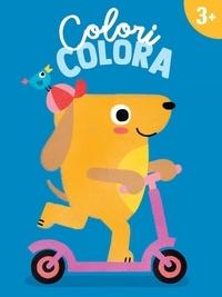 Yoyo éditions - Colori colora Chien.