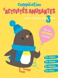 Yoyo éditions - Compilation d'activités amusantes pour enfants de 3 ans.