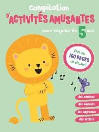 Yoyo éditions - Compilation d'activités amusantes pour enfants de 5 ans.