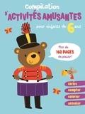 Yoyo éditions - Compilation d'activités amusantes pour enfants de 6 ans.