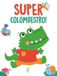 Yoyo éditions - Crocodile supercolomaestro.