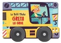 Yoyo éditions - Greta la grue.