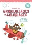 Yoyo éditions - Gribouillages et coloriages - 5 ans et +.