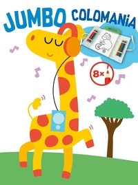 Yoyo éditions - La girafe.