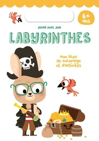 Yoyo éditions - Labyrinthes - 6 ans +.
