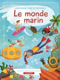 Yoyo éditions - Le monde marin - Livre à rabats.