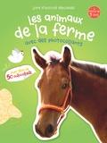 Yoyo éditions - Les animaux de la ferme avec des photocollants.