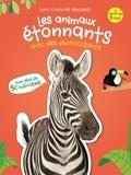 Yoyo éditions - Les animaux étonnants - Avec des photocollants.