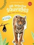 Yoyo éditions - Les animaux sauvages avec des photocollants.