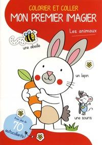 Yoyo éditions - Les animaux - Avec plus de 70 autocollants.