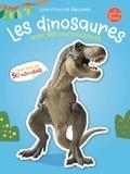 Yoyo éditions - Les dinosaures - Avec des photocollants.