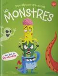 Yoyo éditions - Les monstres - A partir de 5 ans.