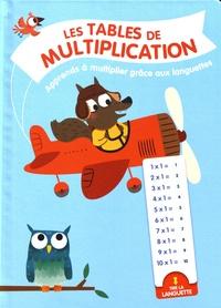 Yoyo éditions - Les tables de multiplication - Apprends à multiplier grâce aux languettes.