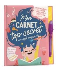 Yoyo éditions - Mes secrets d'amour et d'amitié... et tout plein d'activités ! - Avec stylo magique !.