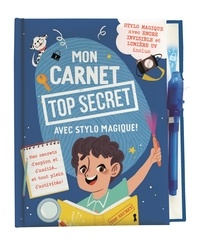 Yoyo éditions - Mes secrets d'espion et d'amitié... et tout plein d'activités ! - Avec stylo magique !.