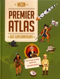 Mon premier atlas des explorateurs -  Yoyo éditions |