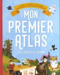 Yoyo éditions - Mon premier atlas - Les experts de demain.