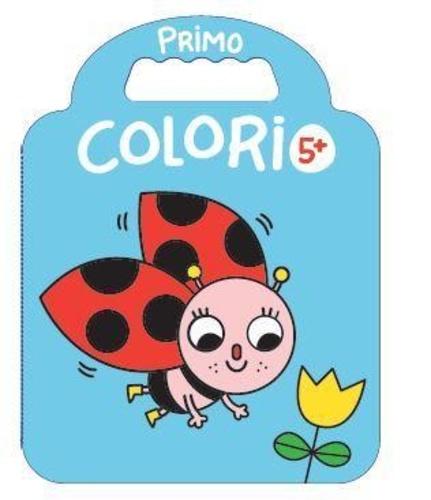 Yoyo éditions - Primo colorio coccinelle.