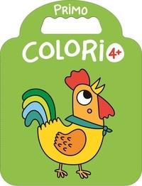 Yoyo éditions - Primo colorio coq.