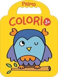 Yoyo éditions - Primo colorio hibou.