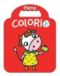 Yoyo éditions - Primo colorio vache.