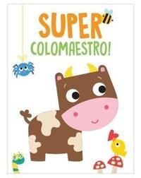 Yoyo éditions - Super colomaestro Vache.