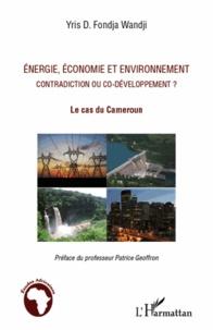 Yris Fondja Wandji - Energie, économie et environnement - Contradiction ou co-développement ? Le cas du Cameroun.