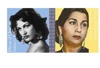 Ysabel Saïah-Baudis et Jacqueline Jondot - Divas d'Orients - Coffret en 2 volumes : Dalida en Egypte ; Oum Kalsoum for ever.