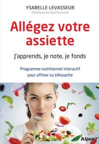Goodtastepolice.fr Allégez votre assiette - J'apprends, je note, je fonds. Programme nutritionnel interactif pour affiner sa silhouette Image