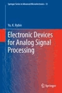 Yu. K. Rybin - Electronic Devices for Analog Signal Processing.