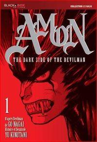 Yu Kinutani et Gô Nagai - Amon The Dark Side of the Devilman Tome 1 : .