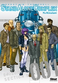 Yu Kinutani - The Ghost in the shell - Stand Alone Complex - Tome 01.