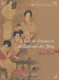 Yuanchong Xu - Choix de poèmes et de tableaux des Tang.