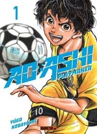 Yûgo Kobayashi - Ao Ashi Playmaker Tome 1 : .