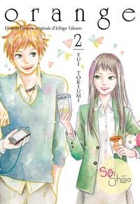 Yui Tokiumi - Orange Tome 2 : .
