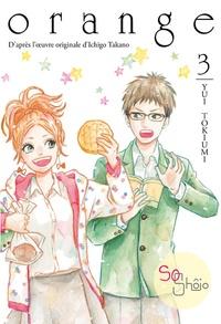 Yui Tokiumi - Orange Tome 3 : .