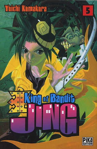 Yuichi Kumakura - King of Bandit Jing Tome 5 : .