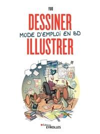 Yuio - Dessiner, illustrer - Mode d'emploi en BD.