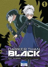 Yuji Iwahara - Darker than black Tome 1 : .
