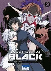 Yuji Iwahara - Darker than black Tome 2 : .