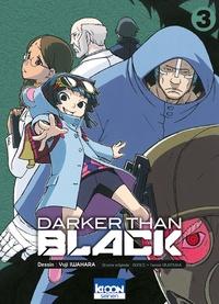 Yuji Iwahara - Darker than black Tome 3 : .