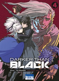 Yuji Iwahara - Darker than black Tome 4 : .