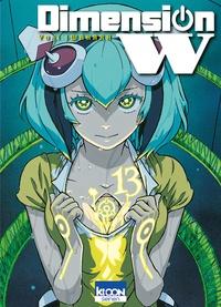 Yuji Iwahara - Dimension W Tome 13 : .