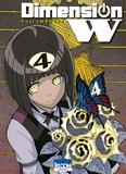 Yuji Iwahara - Dimension W Tome 4 : .