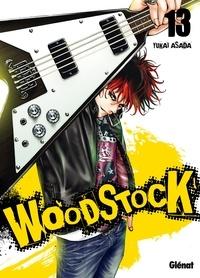 Yukai Asada - Woodstock Tome 13 : .