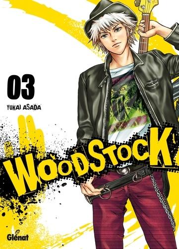 Yukai Asada - Woodstock Tome 3 : .